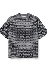 Polar Skate Co. Stripe Surf Tee Black