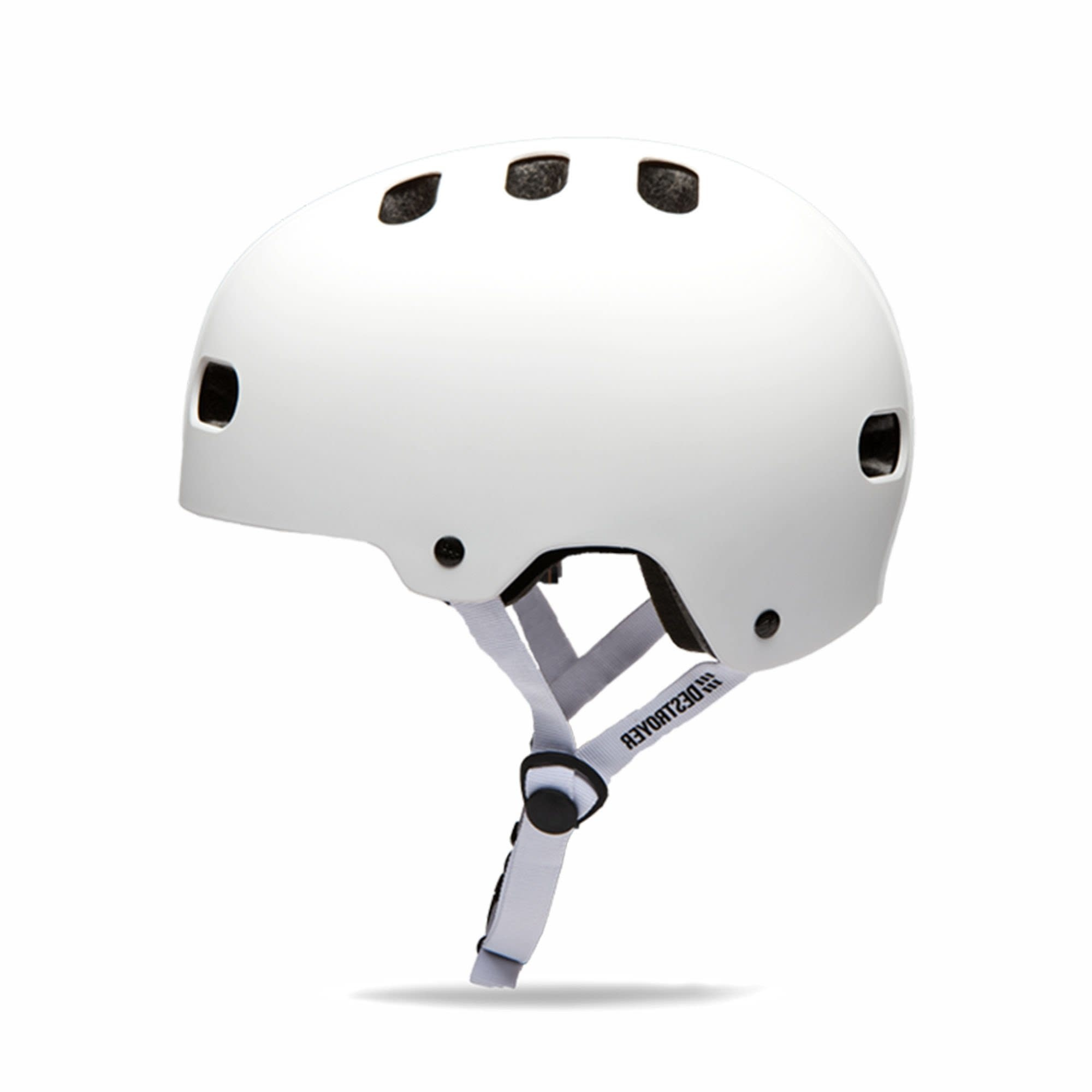 Destroyer Certified Helmet EPS White L/XL