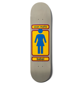 "Girl Skateboard Company Malto 93 Till 8.25"""