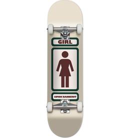 """Girl Skateboard Company Bannerot 93 Til Complete 8.0"""""""