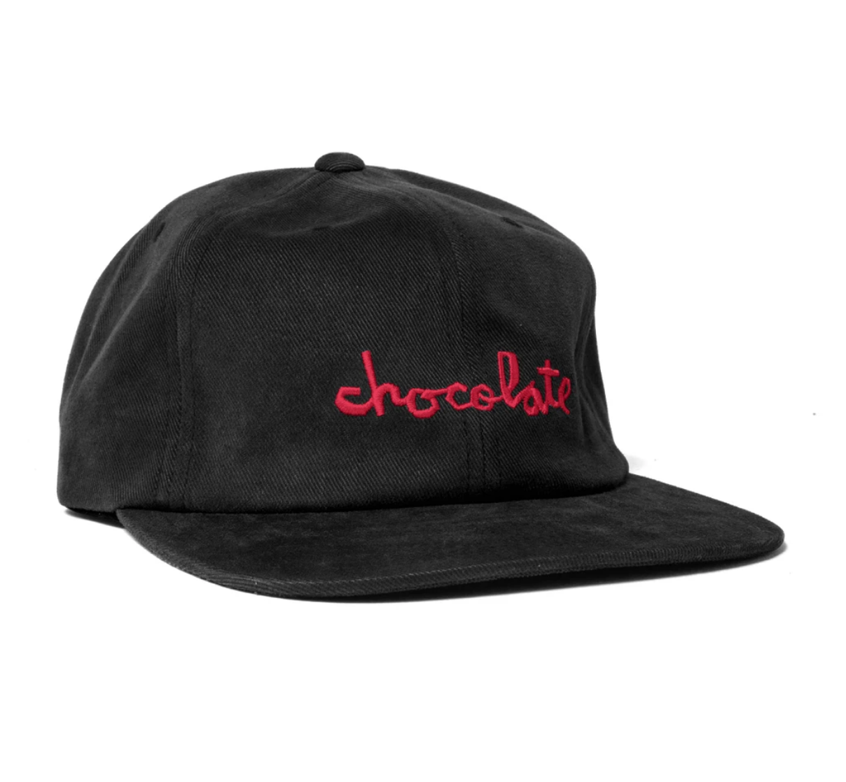 Chocolate Skateboards OG Chunk Strapback Black