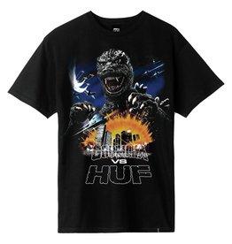 HUF Godzilla Tour Black