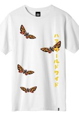 HUF Mothra White