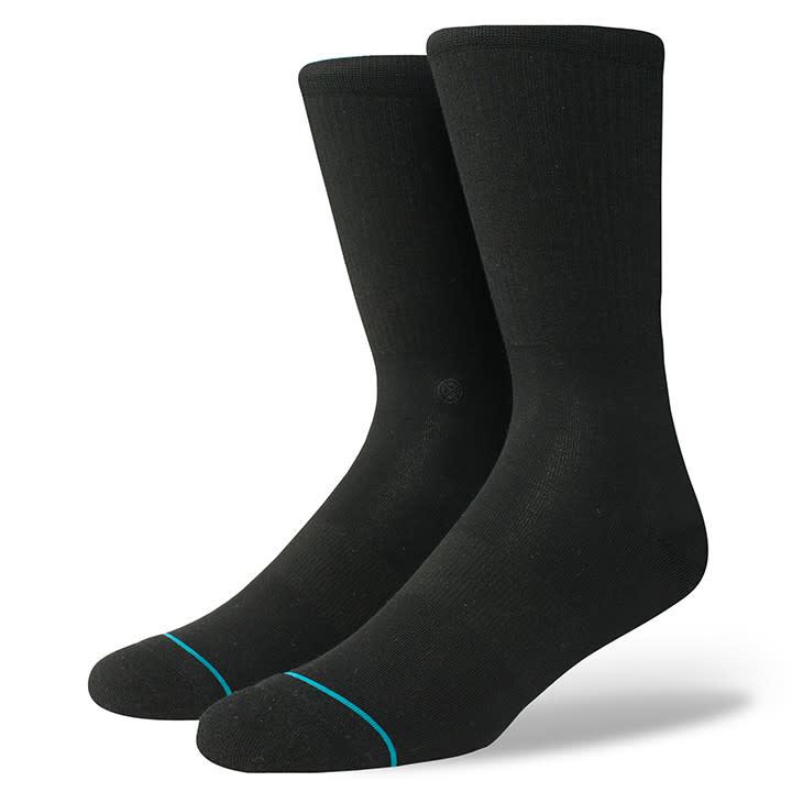 Stance Socks Fashion Icon Black Medium