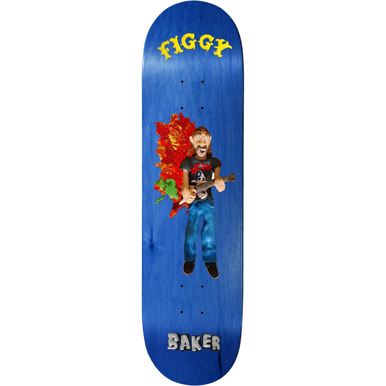 "Baker Skateboards JF Kazi 8.25"""