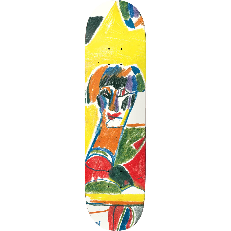 "Baker Skateboards DD Presley 8.0"""