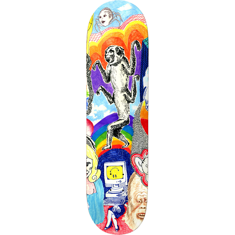 "Baker Skateboards AR Thoughts 8.0"""