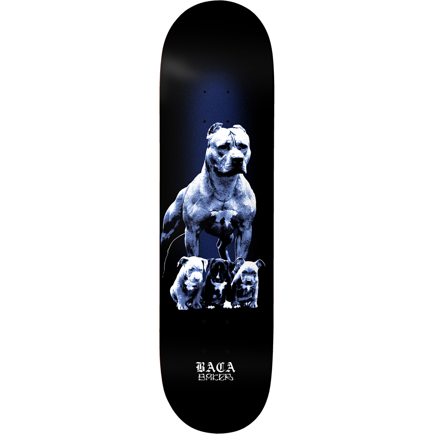 Baker Skateboards SB Pups 8.475""