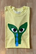 Stingwater Crying Aapi Vapor Tears Light Yellow Tee