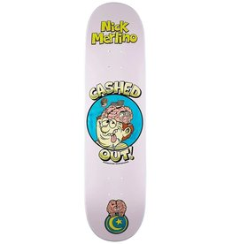 Foundation Skateboards Merlino Brain Buddies 8.0""