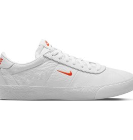 Nike USA, Inc. Nike SB Zoom Bruin White/Orange/Gum