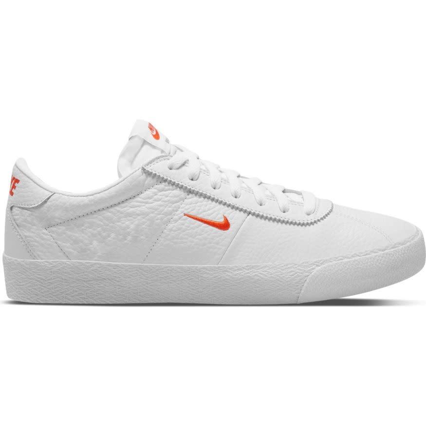 Nike USA, Inc. Nike SB Zoom Bruin White/Orange/Gum