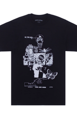 Fucking Awesome Physical Astral Tee Black