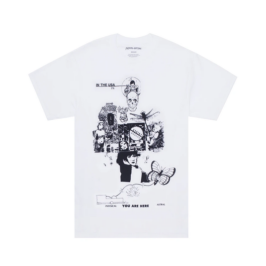 Fucking Awesome Physical Astral Tee White
