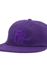 Fucking Awesome FA Formless 6 Panel Hat Purple