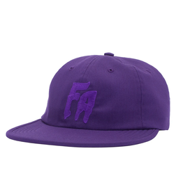 Fucking Awesome FA Formless 6 Panel Hat Purple