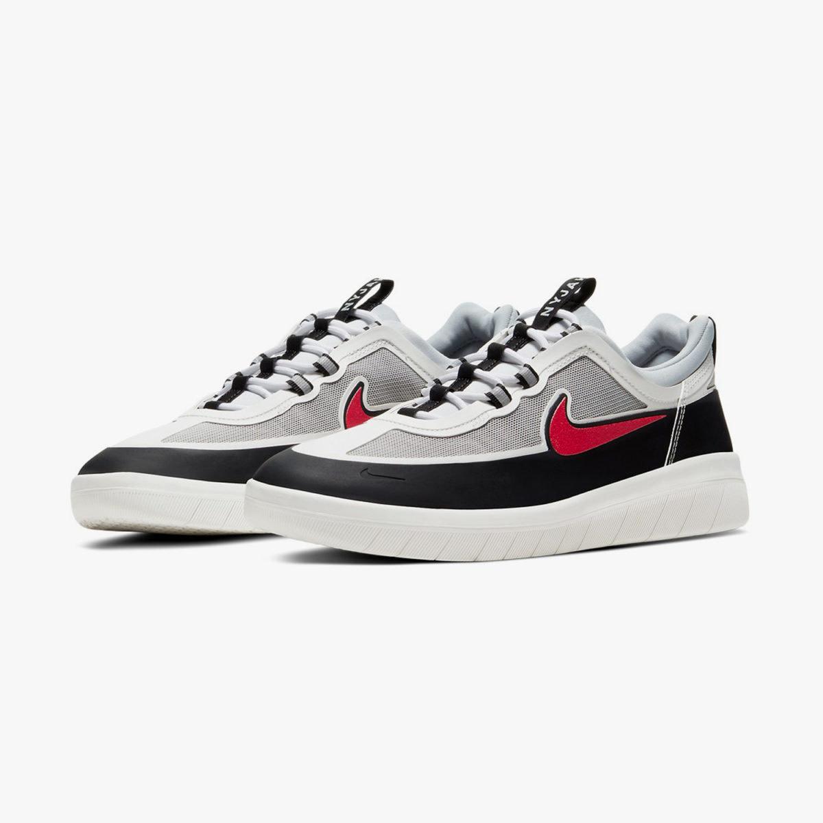 Nike USA, Inc. Nike SB Nyjah Free 2 Black/Red