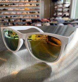 Glassy Sunglasses Deric White/Red