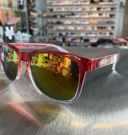 Glassy Sunglasses Deric Trns Red/Red