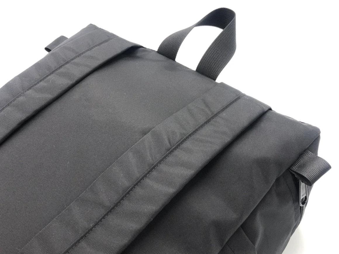 Coma Brand Coma Backpack Black Nylon