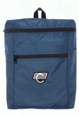 Coma Brand Coma Backpack Light Navy Nylon