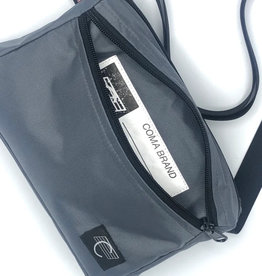 Coma Brand Coma Hip Bag Grey