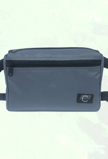 Coma Brand Coma Hip Bag Grey