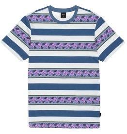 HUF Monarch Stripe Knit Pale Aqua