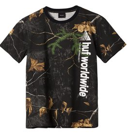 HUF Realtree Peak Logo