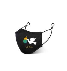 Primitive Healer Mask Black