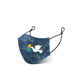 Primitive Healer Mask Blue