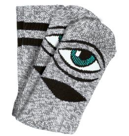 Toy Machine Sect Eye Sock Grey Heather