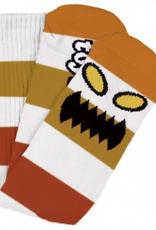 Toy Machine Monster Big Stripe Brown Sock
