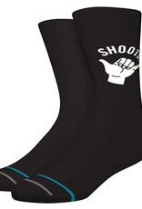 Stance Socks Shoots 2 Black Medium