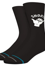 Stance Socks Shoots 2 Black Large