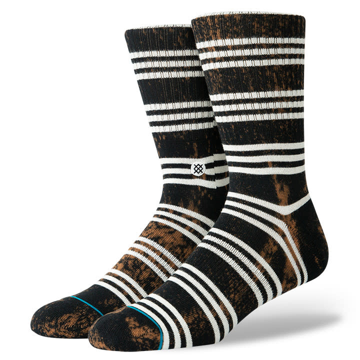 Stance Socks Kurt Black Large