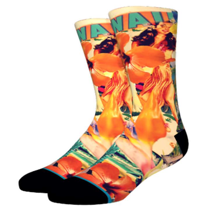 Stance Socks Country Multi Medium