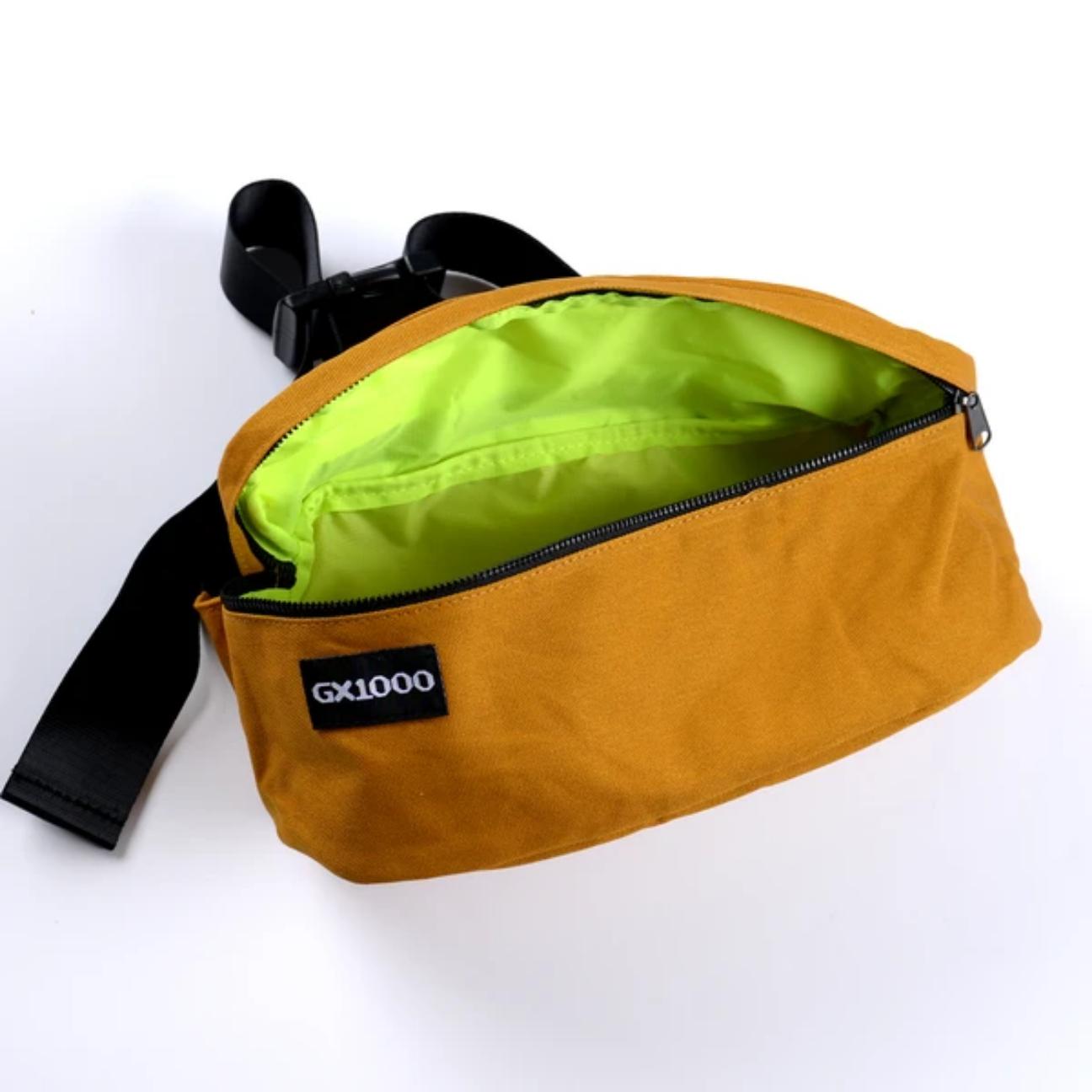 GX1000 Shoulder Gold Bag