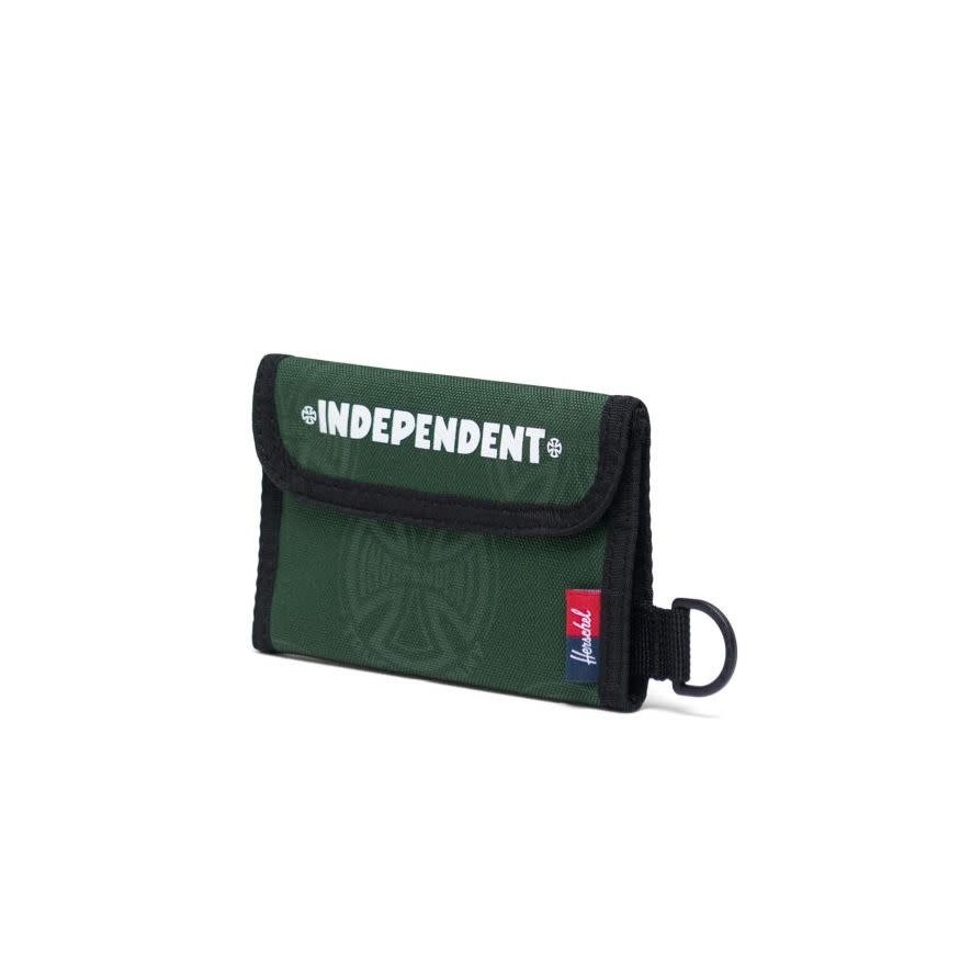 Herschel Supply Co Indepenedent Fairway Wallet Greener Pastures