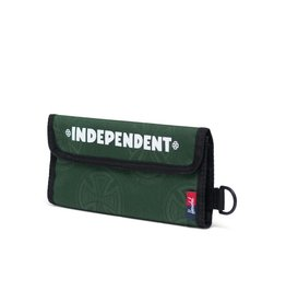 Herschel Supply Co Indepenedent Smith Wallet Greener Pastures