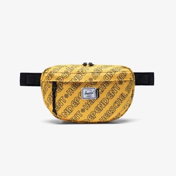 Herschel Supply Co Independent Nineteen Hip Pack Unifeid Yellow