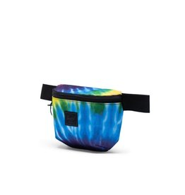 Herschel Supply Co Fourteen Hip Pack Rainbow Tie Dye