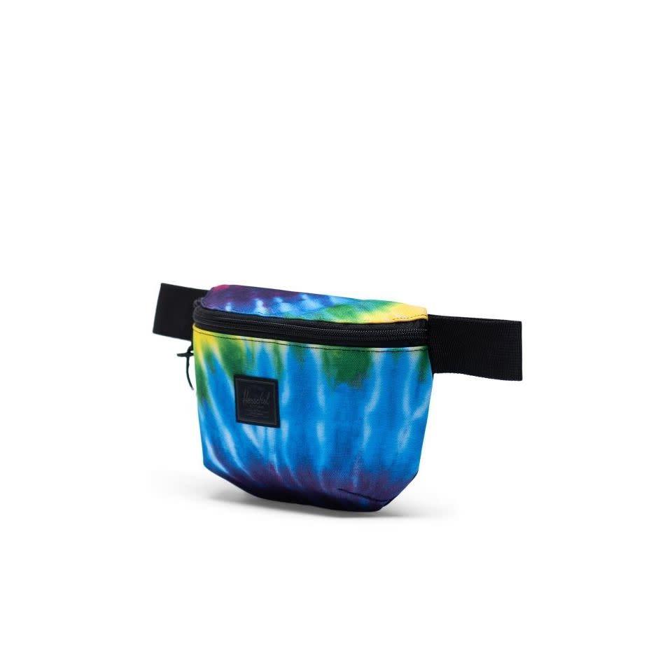 Herschel Supply Co Fourteen Hip Pack Rainbow Tie Dye