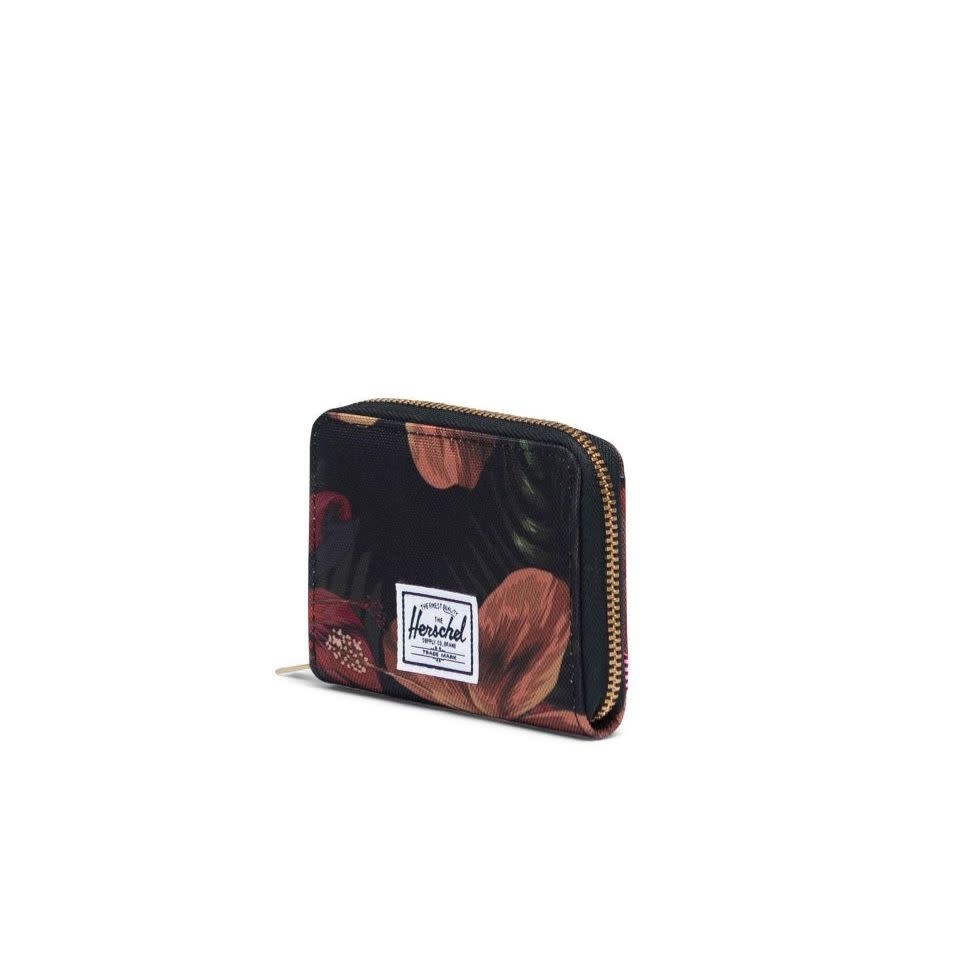 Herschel Supply Co Tyler RFID Wallet Tropical Hibiscus