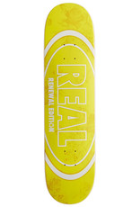 "Real Skateboards Floral Renewal II 7.75"""