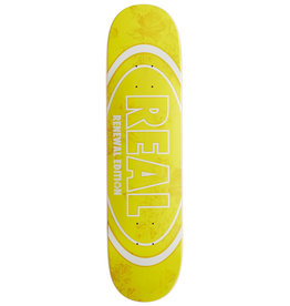 Real Skateboards Floral Renewal II 7.75""