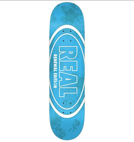 Real Skateboards Floral Renewal II 8.5""