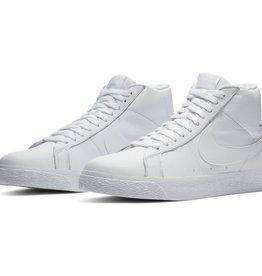 Nike USA, Inc. Nike SB Zoom Blazer Mid White/White