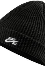Nike USA, Inc. Nike SB Fisherman Beanie Black/White