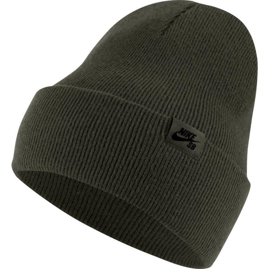 Nike USA, Inc. Nike SB Utility Beanie Cargo Khaki/Black